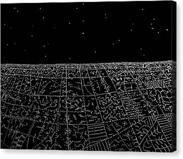 Landing IIi Canvas Print by Jason Messinger