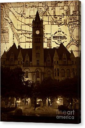 Landmark Center 2 Canvas Print