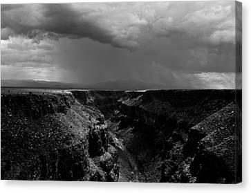 Landscape 17 C Taos Nm Canvas Print by Otri Park