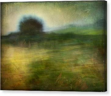 Canvas Print featuring the photograph Landscape #24. Paper Dreams by Alfredo Gonzalez