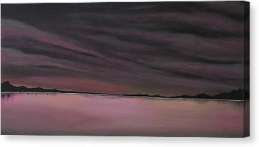 Landscape 7 Canvas Print by Gina Dsgn