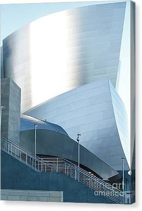 La Philharmonic Canvas Print - Landscape A10a Los Angeles by Otri Park