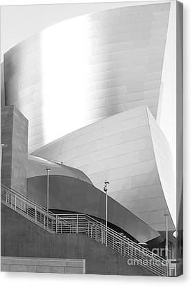La Philharmonic Canvas Print - Landscape A10b Los Angeles by Otri Park