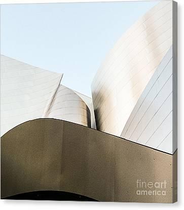 La Philharmonic Canvas Print - Landscape A10k Los Angeles by Otri Park