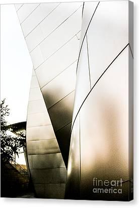 La Philharmonic Canvas Print - Landscape A10y Los Angeles by Otri Park