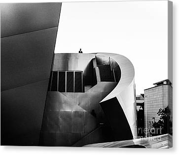 La Philharmonic Canvas Print - Landscape A40i Los Angeles by Otri Park