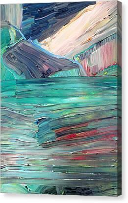 Landscape Canvas Print by Fabrizio Cassetta