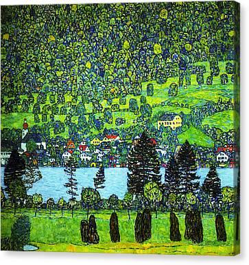 Landscape Canvas Print by Celestial Images