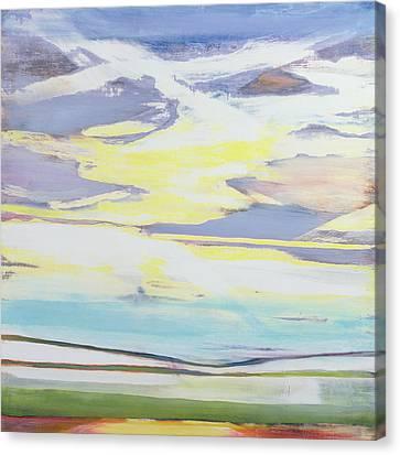 Landscape Canvas Print by Lou Gibbs