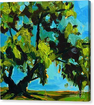 Landscape No. 1 Canvas Print