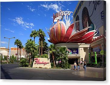 Las Vegas 2008 Canvas Print