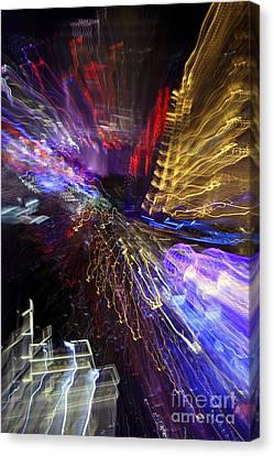 Las Vegas 5279 Canvas Print by Igor Kislev