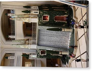 Las Vegas - Venetian Casino - 121236 Canvas Print