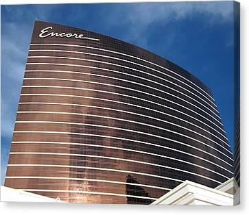 Las Vegas - Wynn Casino - 12127 Canvas Print