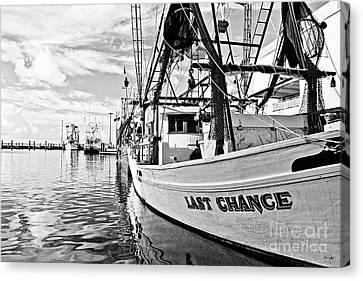 Last Chance Canvas Print by Scott Pellegrin
