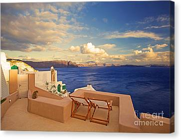 Last Light Canvas Print by Aiolos Greek Collections