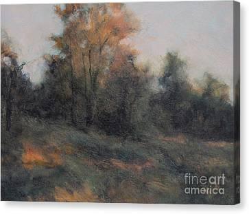 Last Light Canvas Print by Gregory Arnett