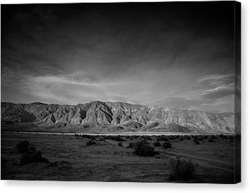 Last Light Canvas Print by Peter Tellone