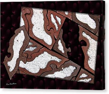 Last Puzzle Piece Canvas Print