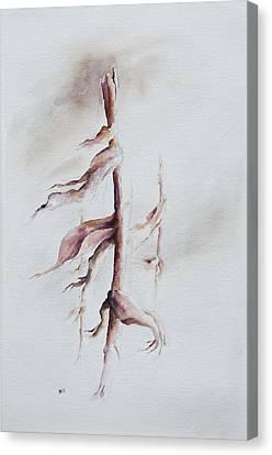 Last Stand Canvas Print