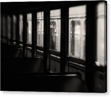 Last Stop Canvas Print by Amy Weiss