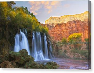 Northern Arizona Canvas Print - Lasting Impressions by Peter Coskun