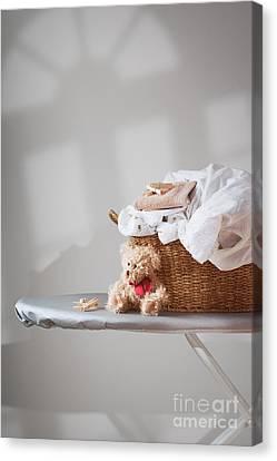Laundry Canvas Print - Laundry by Amanda Elwell