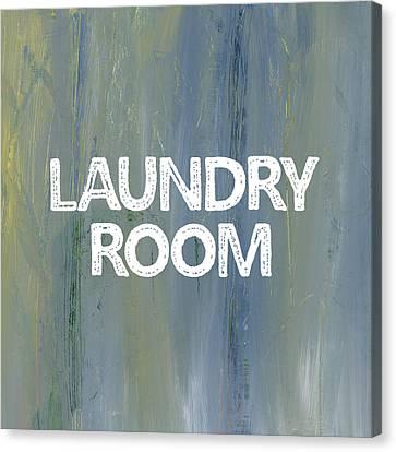 Laundry Canvas Print - Laundry II by Pamela J. Wingard