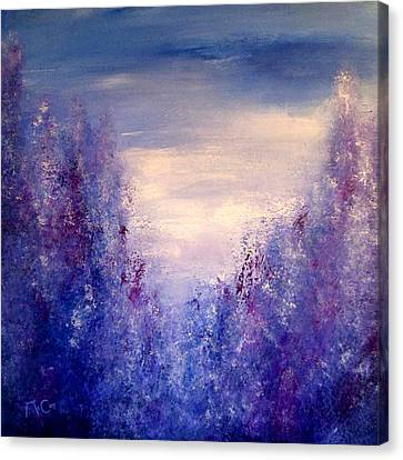 Lavender Dreams Canvas Print