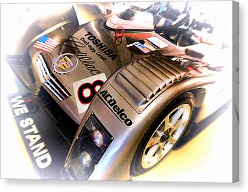 Le Mans 2001 Cadillac Northstar Lmp 900 Canvas Print