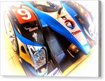 Le Mans 2003 Peugeot Courage Pescarolo C60 Canvas Print