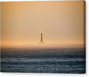 Le  Phare De Cordouan Canvas Print by Jb Atelier