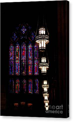 Leading Light Canvas Print by Emily Kay
