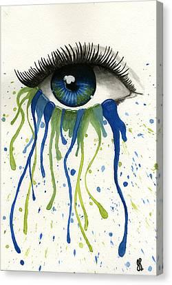 Leak Canvas Print by Jamie Seul