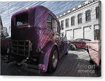 Canvas Print featuring the photograph Leavenworth Kansas by Liane Wright