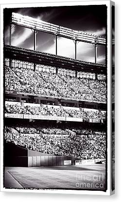 Left Field Canvas Print by John Rizzuto