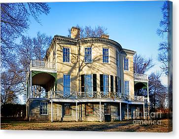 Lemon Hill Mansion Canvas Print