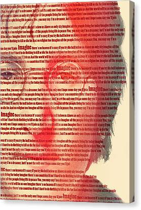 Lennon  Canvas Print by Mark Ashkenazi