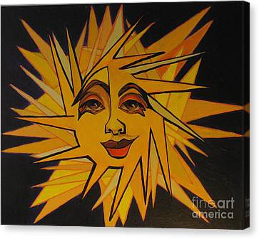 Lenny - Here Comes The Suns Canvas Print