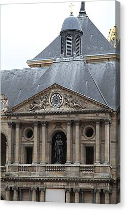Les Invalides - Paris France - 011313 Canvas Print by DC Photographer