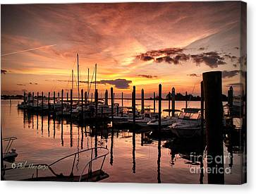 Canvas Print featuring the photograph Let Your Light Shine by Phil Mancuso