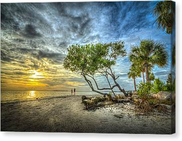Breeze Canvas Print - Let's Stay Here Forever by Marvin Spates