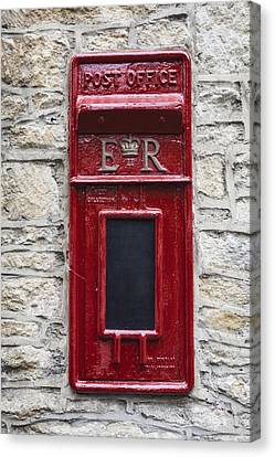 Letterbox Canvas Print by Joana Kruse