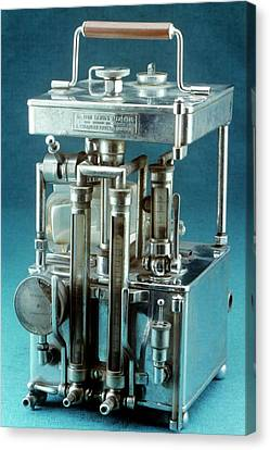 Reliefs Canvas Print - Lewis Intratracheal Apparatus by Science Photo Library