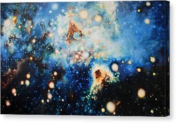 Lh 95 Canvas Print