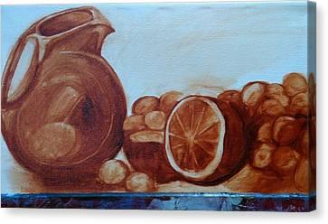 Libations Canvas Print