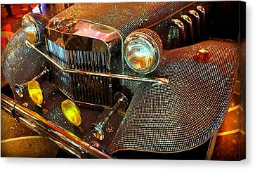 Liberace's Ride Canvas Print by Donna Spadola