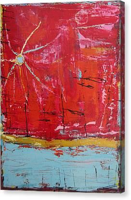 Liberte1 Canvas Print by Francine Ethier