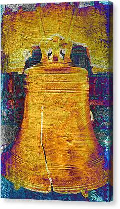 Liberty Bell 2.1 Canvas Print by Stephen Stookey