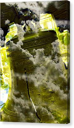 Liberty Bell 3.2 Canvas Print by Stephen Stookey